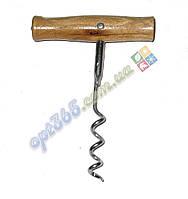 Штопор с деревянной ручкой