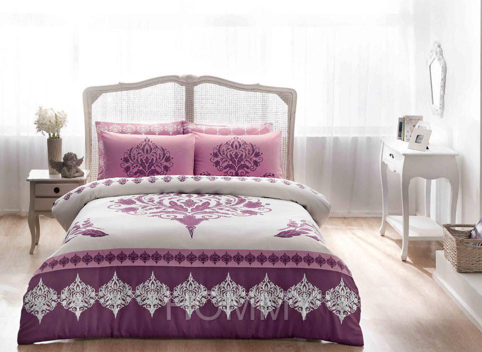 Постельный комплект VENNA V05 Фиолетовый