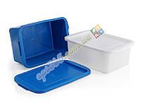 """Ящик для пищевых продуктов с крышкой, 10 л. """"Юнипласт"""""""