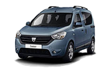 Коврики автомобильные Dacia Dokker 2012- Комплект из 4-х ковриков Stingray, фото 10