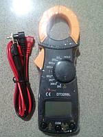 Тестер мультиметр токоизмерительные клещи DT3266L