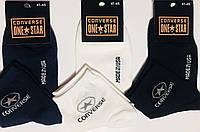 Носки мужские демисезонные CONVERSE размер 41-45 ассорти