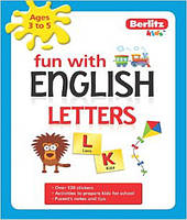 Fun with Learning Letters