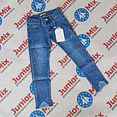 Детские стрейчевые джинсы для девочек оптом BBW