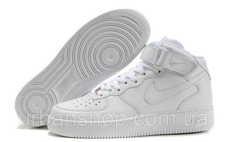 Кроссовки Nike Air Force,нат. кожа р.40-44,в наличии