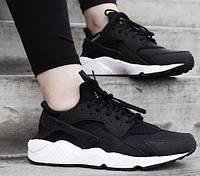 """Кроссовки Nike Air Huarache Run """"Black/ White"""" р.36-44"""