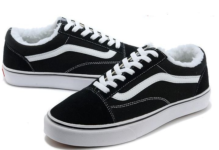 Зимние кеды VANS Old Skool р.36-45