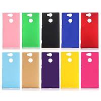 Пластиковый чехол Alisa для Sony Xperia XA2 Ultra (11 цветов)