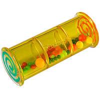 Petstages Shake Rattle and Roll - Разноцветная погремушка - игрушка для кошек и котят, фото 1