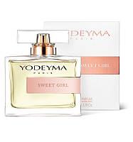 Парфюмированная вода Yodeyma Sweet Girl, 100ml, фото 1