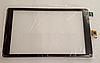 Оригинальный тачскрин / сенсор (сенсорное стекло) Prestigio MultiPad Wize PMT3331 PMT3341 3G черный самоклейка