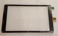 Оригинальный тачскрин / сенсор (сенсорное стекло) Prestigio MultiPad Wize PMT3331 PMT3341 3G черный самоклейка, фото 1