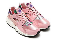 Кроссовки Nike Air Huarache Run Print Aloha Pack Pink р.36-40