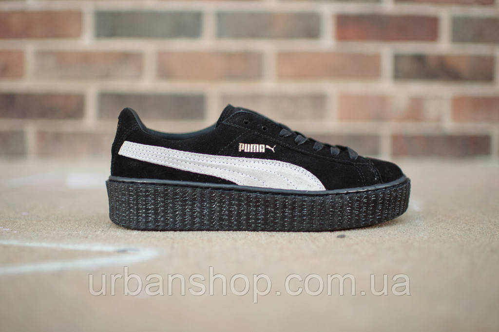 Creepers  PUMA Suede Creepers 36-40 рр