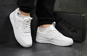 Nike Lunar Force LF-1 белые