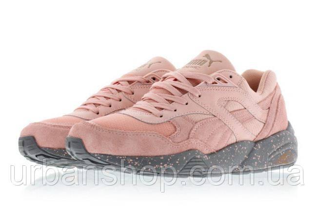 "Кроссовки Puma Winterized R698 ""Coral Cloud Pink"""