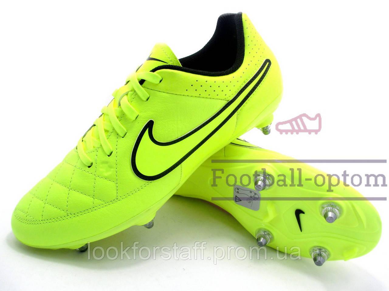 Футбольные бутсы (копы) найк, Nike Tiempo , цена 1 705 грн., купить ... efef2fab13d