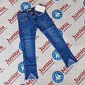 Подростковые джинсовые брюки для девочек оптом BBW