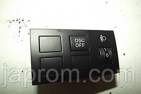 Блок кнопок Коректора фар и DCF off Mazda 6 GH 2008-2012г.в.