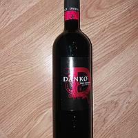 Вино красное полусладкое-десертное/Венгрия/750мл.
