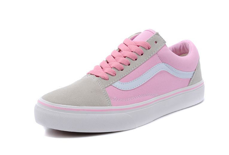 Кеды Vans Old Skool Pink 36-40 рр