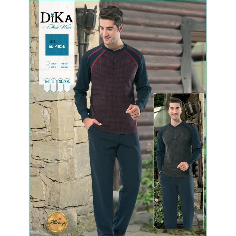 9769c92dbf1 Домашняя одежда Dika - Пижама мужская 4856 M - Интернет магазин