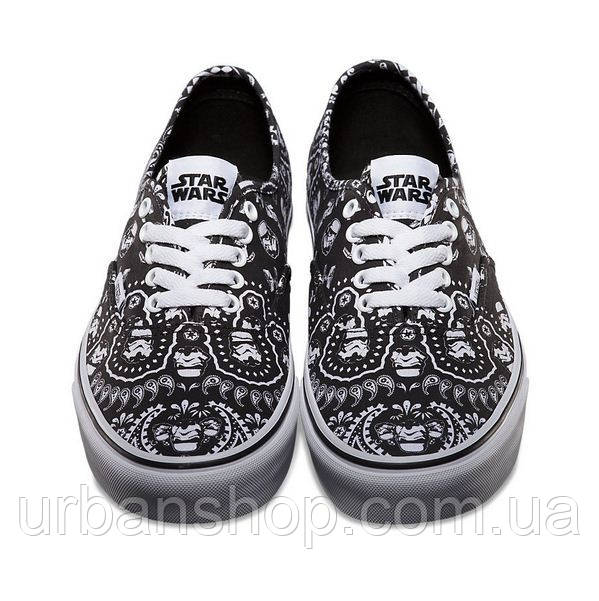 Кеды Vans Star Wars Bandana 35-45 рр