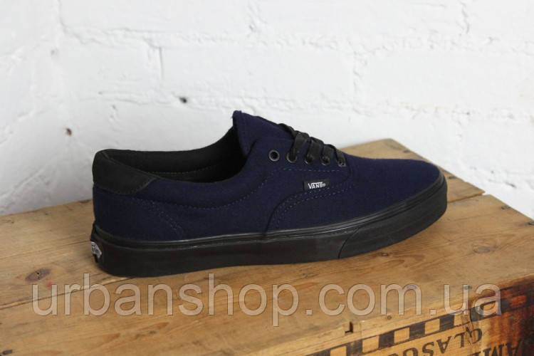 Кеди Vans Era 59 Navy Black 40-45 рр