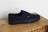 Кеды Vans Era 59 Navy Black 40-45 рр