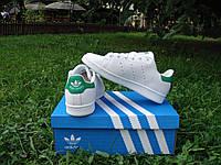 Кроссовки Adidas Stan Smith (нат.кожа) р.36-40