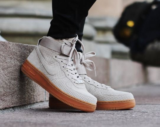 Кроссовки Nike Air Force Suede Hi 41-46 рр