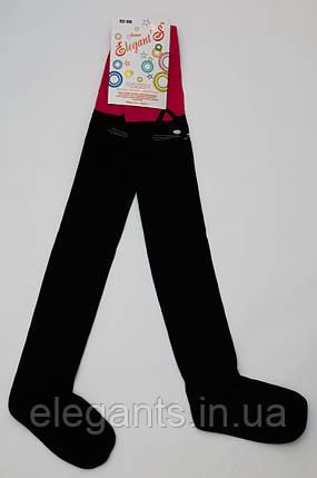Колготки для девочек 152-158 см./ 12-13 лет / 90% хлопок, фото 2