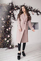 Пальто кашемировое мод.166