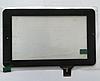 Оригинальный тачскрин / сенсор (сенсорное стекло) для Prestigio MultiPad Wize PMT3017 | PMT3018 (черный цвет)
