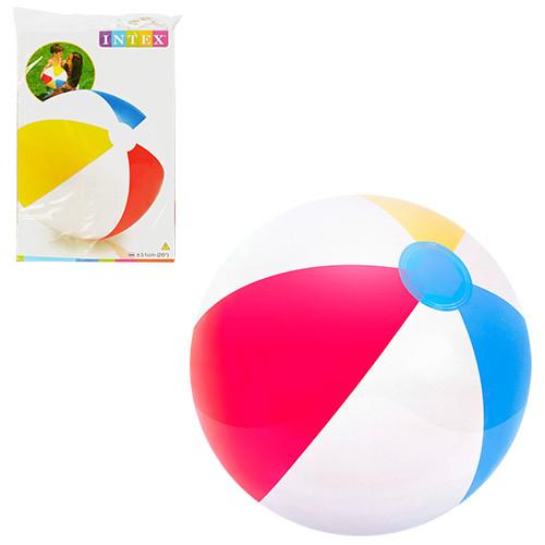 Мяч пляжный надувной Intex 59020