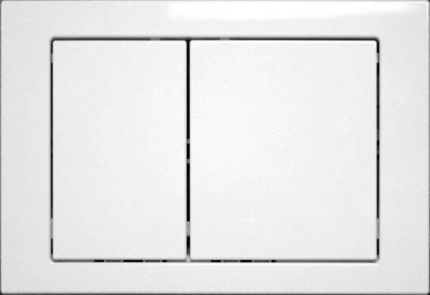 Кнопка для инсталляции Cersanit LINK белая, фото 2