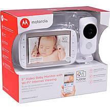 Wi-Fi видеоняня Motorola MBP844 Connect, с диагональю5 дюймов, фото 2