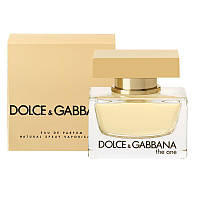 Женская парфюмированная вода Dolce&Gabbana The One Women (Дольче Габбана зе Ван) 75 мл