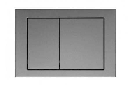 Кнопка для инсталляции Cersanit LINK хром матовая, фото 2