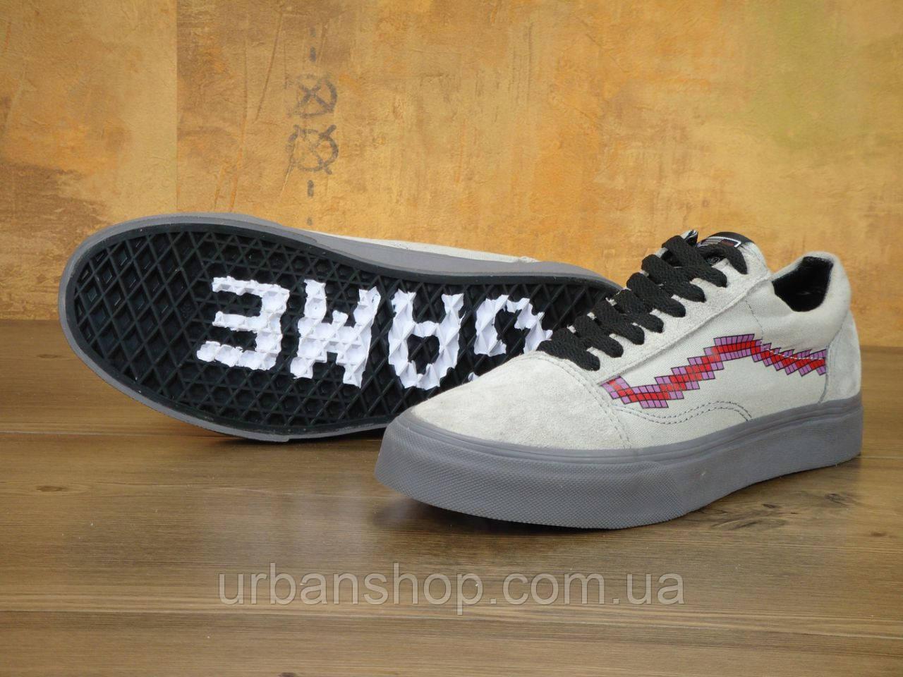 Кеды Vans Old Skool NINTENDO 36-45 рр