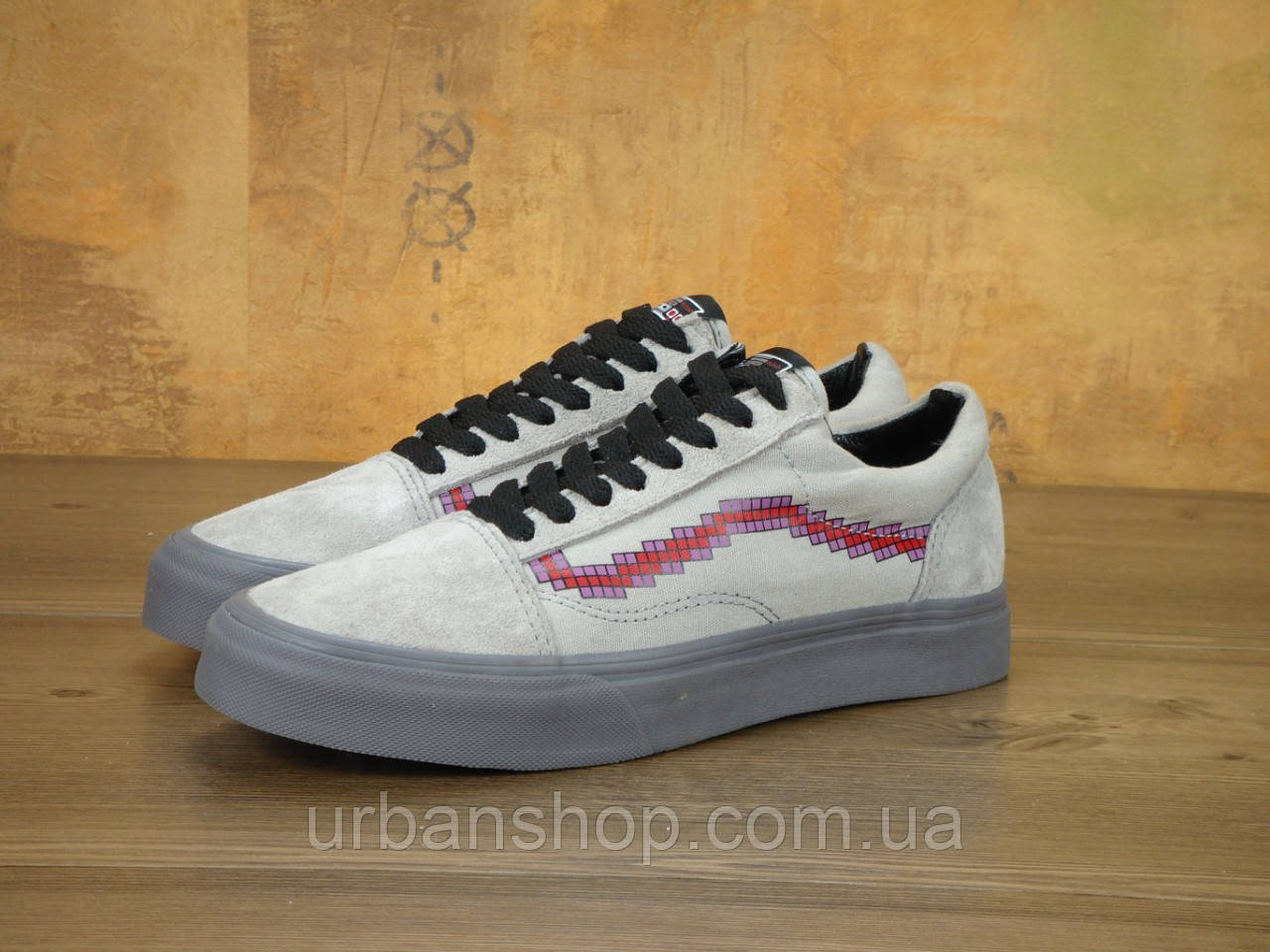 Кеди Vans Old Skool NINTENDO  -45 рр