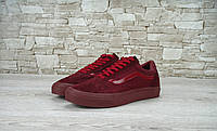 Кеды Vans Old Skool Mono Bordo 36-45 рр, фото 1