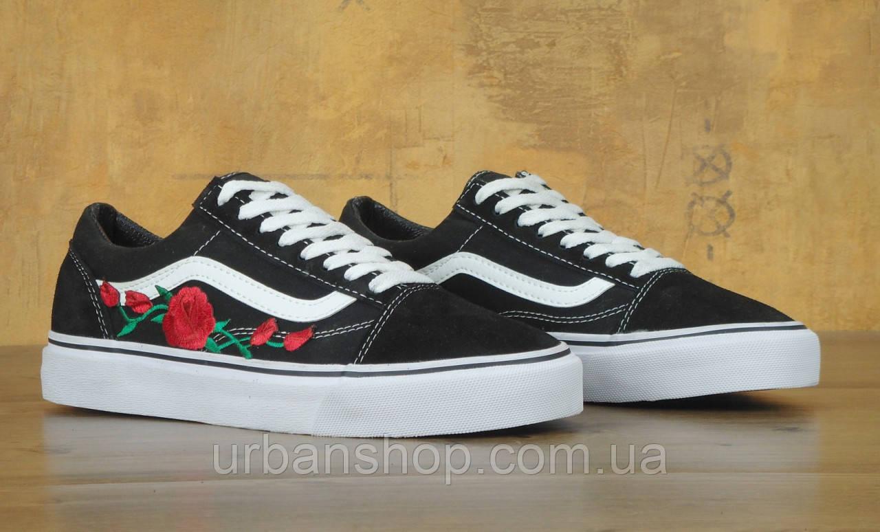 Кеди VANS Old Skool Roses р. -45