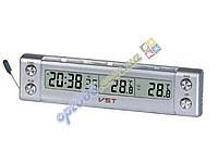 Часы автомобильные VST 7036