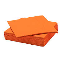 FANTASTISK салфетки, оранжевый. (IKEA. Польша)