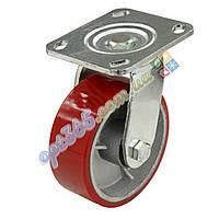 Колесо большегрузное поворотное 125 мм