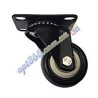 Полиуретановое колесо поворотное 50 мм