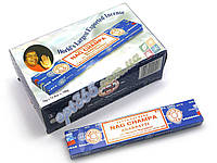 Аромапалочки Nag champa (Чампа), 15 грамм, Satya