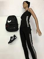 Жіночий костюм для фітнесу, йоги, спортивний набір для занять спортом