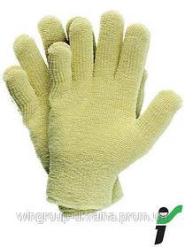 Перчатки защитные трикотажные термостойкие RJ-KEFRO - 10